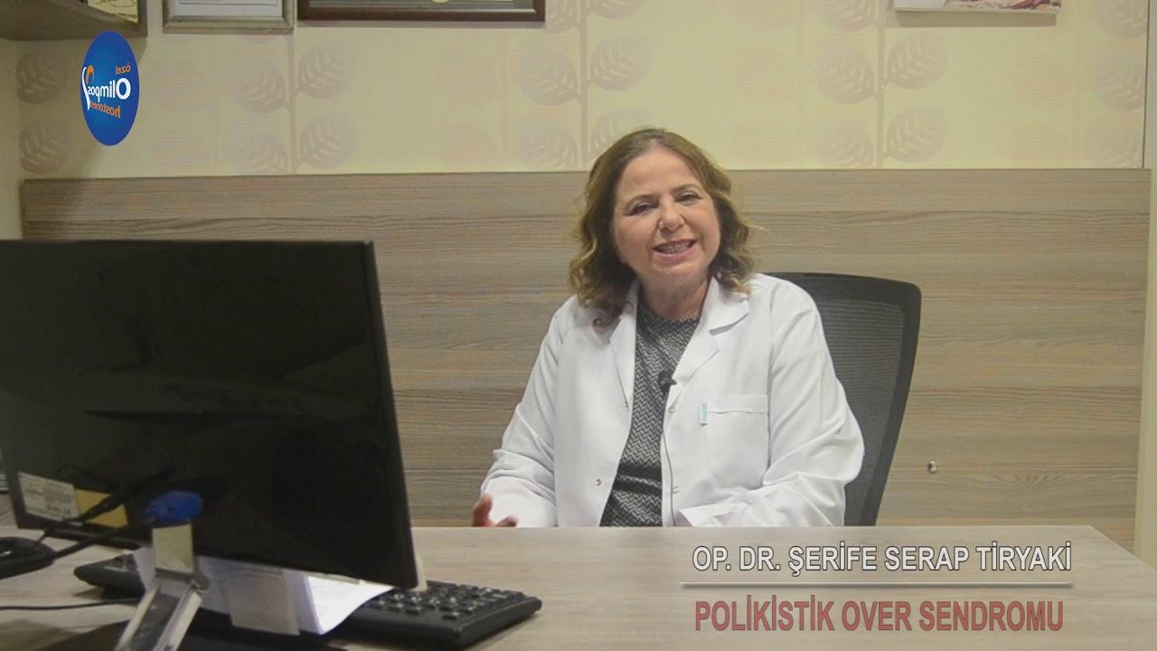 Op. Dr. Şerife Serap Tiryaki - Polikistik Over Sendromu