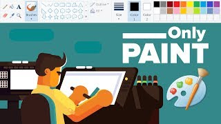 Learn to animate like The Infographics Show using ONLY paint