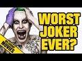 SUICIDE SQUAD - Worst Joker Ever? - YouTube