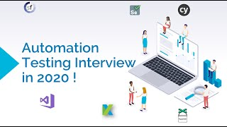 Automation Testing Interview in year 2020