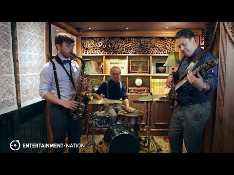 Swing Time Trio - Shape Of You
