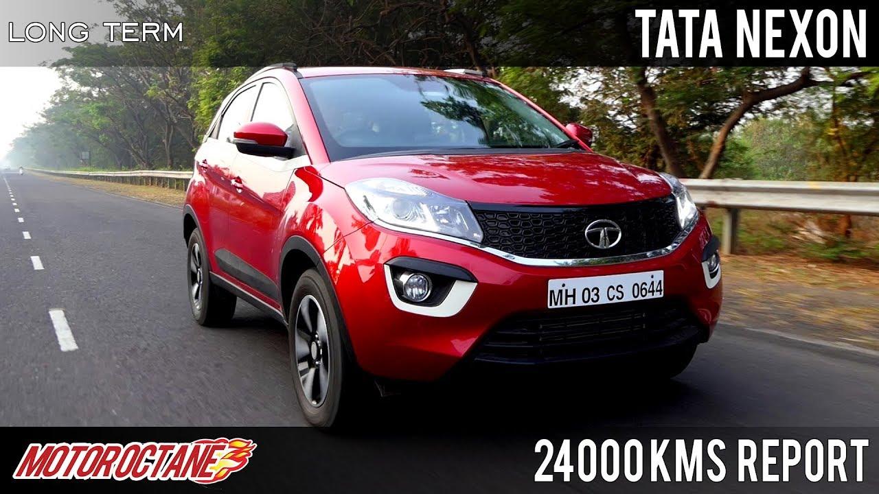 Motoroctane Youtube Video - Tata Nexon 24,000km Report | Hindi | MotorOctane