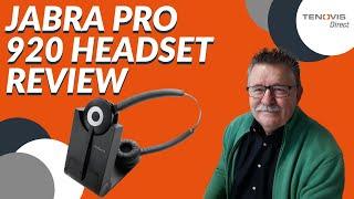 JABRA PRO 920 Dect Headset Review