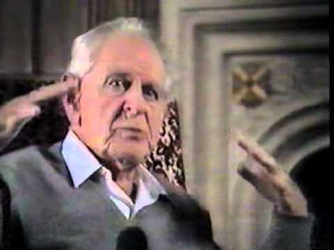 Vidéo de Karl Popper