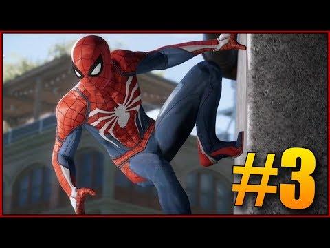 NOVÝ OBLEK! - Marvel's Spider-Man #3