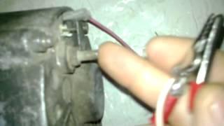 Быстрая проверка генератора вне автомобиля
