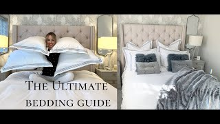 The Ultimate Luxury Bedding Guide | Home Ideology Interior Style Blog
