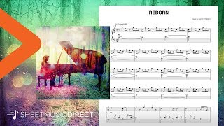 Reborn Sheet Music   Alexis Ffrench   Piano Solo