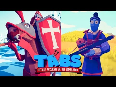 2 neue MEGA Secret Units - Totally Accurate Battle Simulator TABS German
