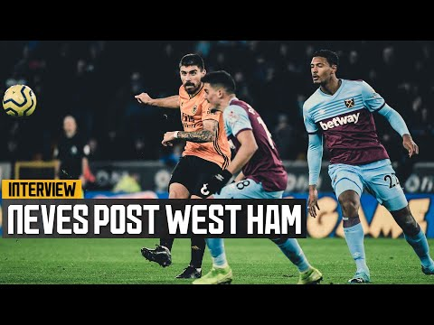Neves on goals being shared around the squad and victory over West Ham
