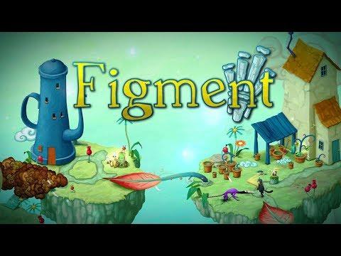 Figment – All Cutscenes (Game Movie) 1080p HD