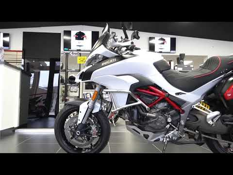 2015 Ducati Multistrada 1200 S in West Allis, Wisconsin - Video 1