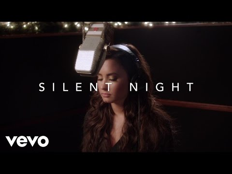 Silent Night - Demi Lovato  (Video)
