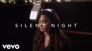 Demi Lovato - Silent Night (Acoustic)