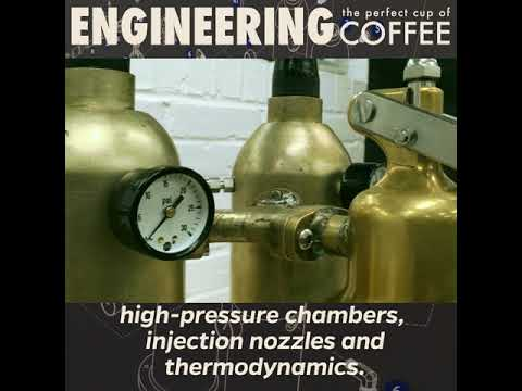 Engineering the perfect cup of coffee