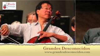 Yo Yo MA & Isaac Perlman. Dvorak - Songs My Mother Taught Me