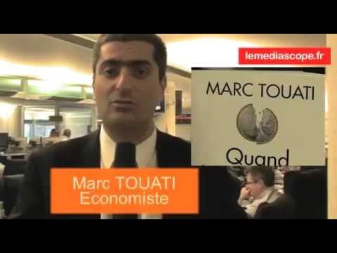 Download L'économiste Marc TOUATI - interview Marc SCHLOHA HD Video