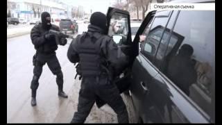 Задержание в Барнауле: оперативная съёмка