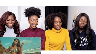 R2BEES FT. WIZKID   SUPA (REACTION VIDEO) | JESSICA BENTU