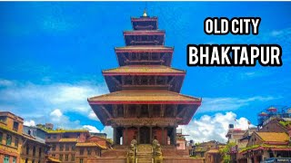 Bhaktapur during lockdown, August 2020 by Zogee Production