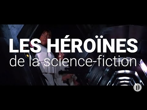 Les héroïnes de la science-fiction