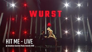 Conchita WURST   HIT ME Live @ AAMA2019