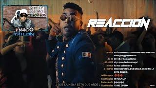 [Reaccion] Don Omar - Vacilón (Video Oficial)