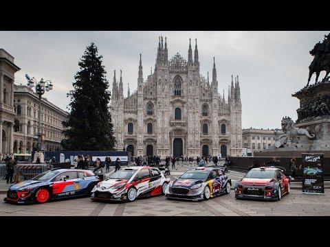 Monza Rally Show incontra Milano