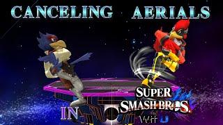 L-canceling in Smash 4 (sort of) [freeze cancel / frame syncing]