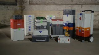 Stockage Les Systainer Nopanic