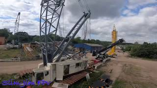 Fpv drone crane flippy flop!