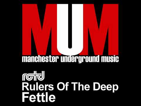 Rulers Of The Deep - Fettle - Nique Remix