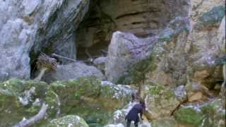 preview picture of video 'Pazin - Istrien : Burg und Höhle'