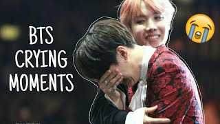 BTS Crying Moments    Ultimate Try Not To Cry Challenge: BTS EDITION