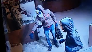 Lalitha Jewellery CCTV Footage | India's biggest 100 kg Gold theft in Lalitha Jewellery|STV
