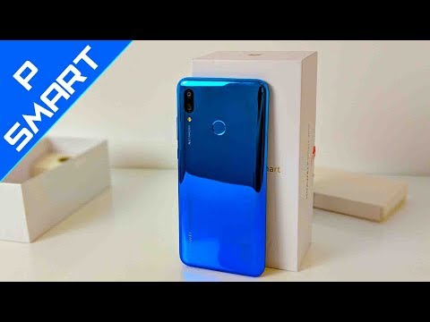 Huawei P Smart 2019 Unboxing