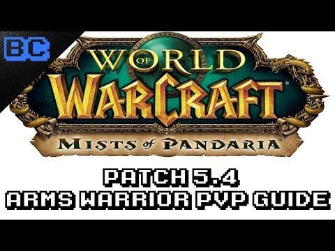 Remorseless - Arms Warrior 5 4 8  Basic PvP Guide - смотреть онлайн