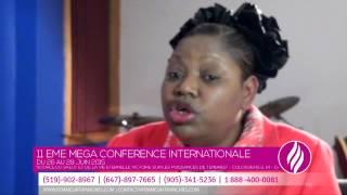 Interview maman Dethy - 11ème Mega conférence