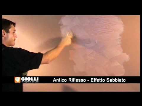 ANTICO RIFLESSO SABBIATO by GIOLLI (FRA)