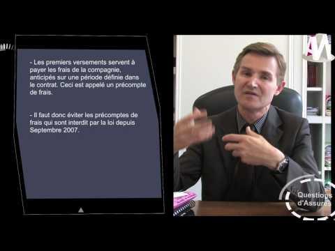 Questions d'assurés : Résiliation d'un contrat avant terme