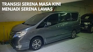 Nissan Serena C26 2.0 HWS 2015 Tour Review Indonesia