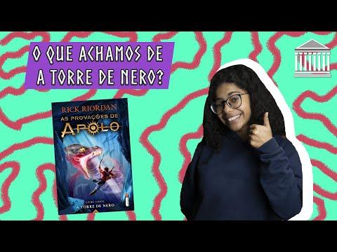 RESENHA A TORRE DE NERO | MONTE OLIMPO