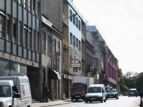 Eu , na Rua do Heroísmo às Antas - Estrada da Circunvalação - PORTO - 2011-06-15