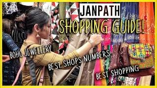 JANPATH MARKET: Best Shops List! ThatQuirkyMiss