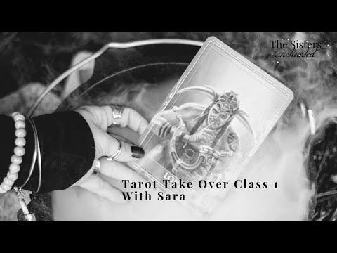 Tarot Takeover Class 1! - YouTube