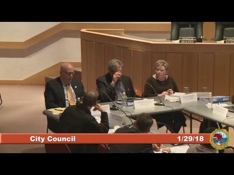 City Council 1.29.18