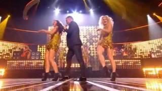 Olly Murs Feat. The Muppets   Dance With Me Tonight (The X Factor)