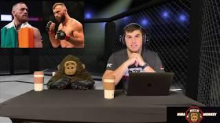 The MMA Monkey - UFC Fight Night 140 (Episode 1)