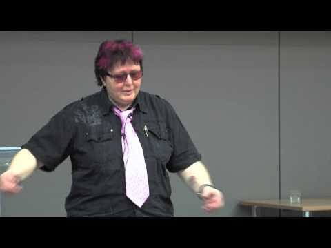 Screenshot of video: Autism - Dr Wendy Lawson - A Personal perspective