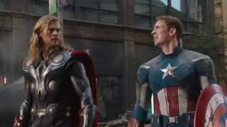 Avengers Assemble - We Are One Music Video - 12 Stones